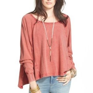 Free People | Cupcake Sunrise Pullover Sweatshirt